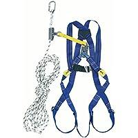 Honeywell Safety Dachdeckerset 1011895 Gurt, 10m Seil Zubehör für Handwerkzeuge 7312550118955