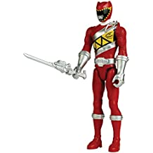 Power Rangers Dino Charge - Hiper figura, color rojo (Bandai 42121)