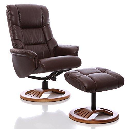 preisvergleich leder relaxsessel liegesessel the. Black Bedroom Furniture Sets. Home Design Ideas