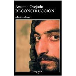 Reconstruccion by Antonio Orejudo(2011-02-01) Finalista Premio Mandarache 2006
