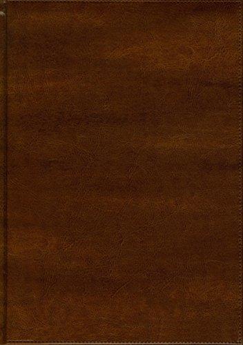 Milano Journal, Lined, Cognac