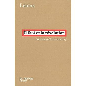 L' État et la révolution