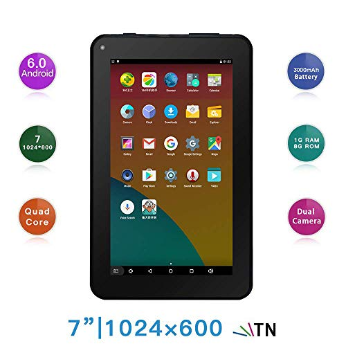 TXVSO Pad Tablet PC 7 Pulgadas - Google Android 6.0