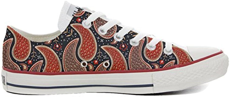 Make Your Shoes Converse All Star Slim Personalisierte Schuhe (Handwerk Produkt) Chick Paysley