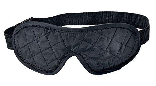 COCOON Eye Shades De Luxe - black / grey