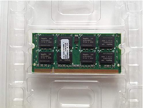 667 Sodimm Speicher (Zonster 2,0 GB (2048 MB) PC5300 DDR2 667MHz SO-DIMM 200 Pin-Speichermodul)