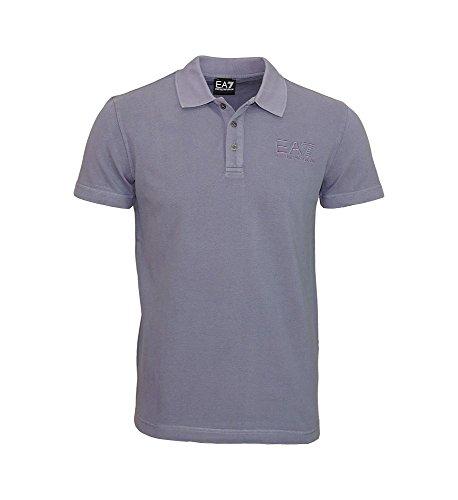 Emporio Armani Herren Poloshirt Multicoloured - falkstorm Gr. XL, Multicoloured - falkstorm