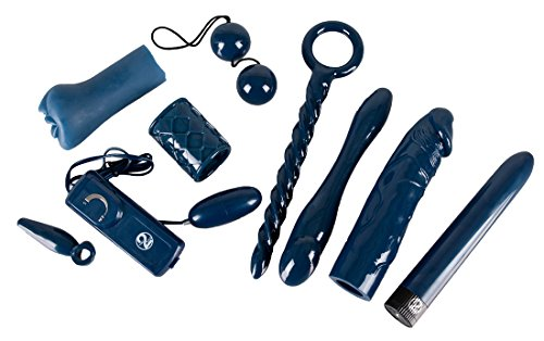 Orion 562181 Midnight Blue Set,  9-teilig Sextoy-Set
