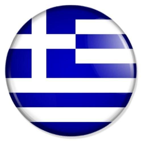 Preisvergleich Produktbild Flagge Griechenland Kühlschrankmagnet Magnet Magneten Pinnwand Magnet Pinnwand