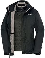 The North Face W Solaris Tri Jacket, Chaqueta - XS