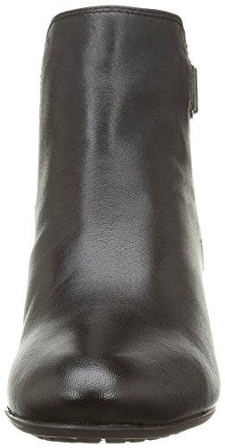 Geox D Venere E, Bottines  femme Noir (C9999)