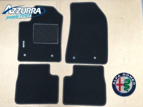71807921 - Tappeti moquette anteriori + posteriori originali FCA set Tappetini originali
