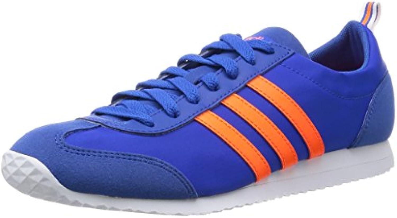 adidas NEO VS Jog para hombre de la zapatilla de deporte azul AQ1354