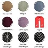 China Glaze Magnetix Nail Lacquer Magnets 3 Designs