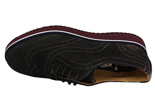 La Martina LA scarpa nera L2170-117 Nero