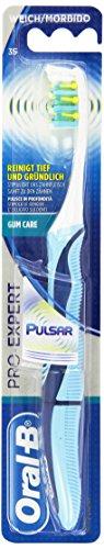 Oral-B Pulsar Pro Expert Gum Care Zahnbürste, 35 weich, 1 Stück