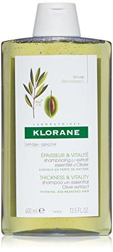 Klorane Champú Extracto Esencial Olivo