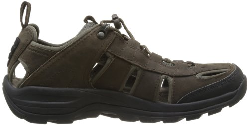 Teva M Kimtah, Herren Sandalen, Braun (Turkish Coffee), 47 -