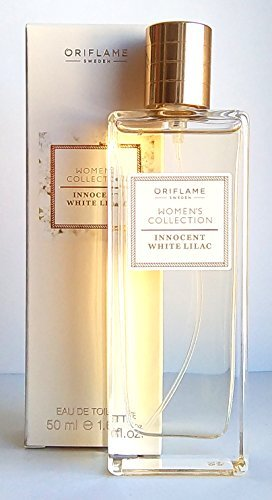 ORIFLAME Women's Collection Innocent White Lilac Eau de Toilette Pour Femme 50ml