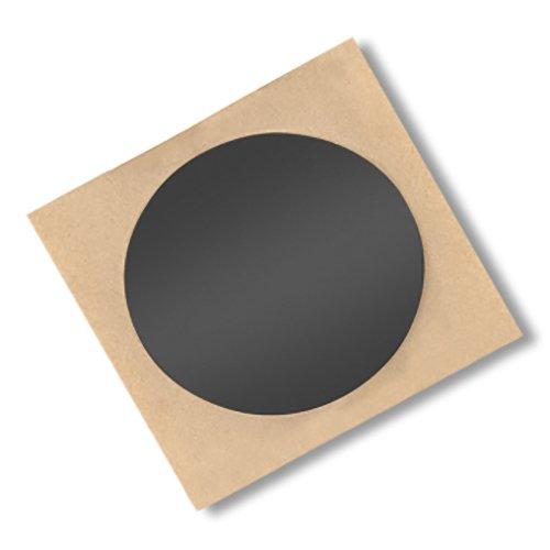 """TapeCase 850B Circle, 5,08 cm (2"""") 100 pellicola di poliestere, convertiti 850B da 3 m, diametro cerchio (2 5,08 cm (Confezione da 100)"""