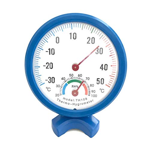 onale Innen Hygrometer-Thermometer-Temperatur-Feuchtigkeits-Messinstrument Home Office Baby Room ()