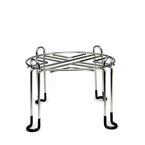 Berkey Stainless Steel Wire Stand with Rubberized Non-skid Feet for Big Berkey and Other Medium Sized Gravity Fed Water Filters by Berkey -