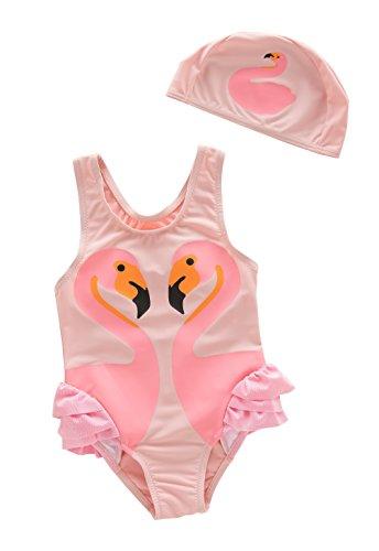 Gl/ücklicher K/äufer Baby M/ädchen gestrickte Pullover Strampler Body Langarm Patchwork Einteilige R/üschen Jumpsuits Streifen Pullover 0-18 Monate