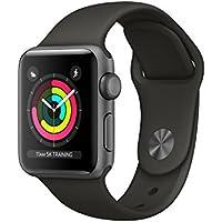 Apple Watch Series 3 OLED GPS (satélite) - Reloj inteligente (OLED, Pantalla táctil, GPS (satélite), 18 h, 26,7 g)