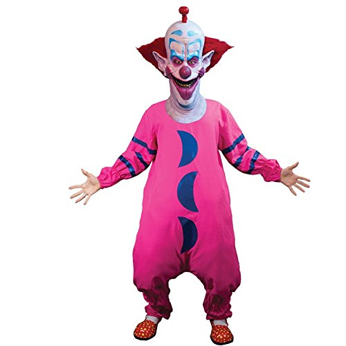 Killer Klowns From Outer Space Slim Costume Adult Standard (From Outer Killer Space Klowns)