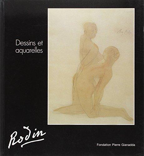 Rodin, dessins et aquarelles des collections suiss...