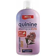 Quinine-Power - Champú para crecimiento del cabello más rápido, reduce la peluquería,