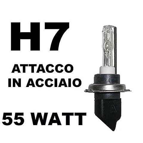 Xenon Lamp H76000K 55Watt Iron Base Notebook Spare Xenon Car Kit/Moto, for Any quantity D Purchase Paid 1Sola Dispatch