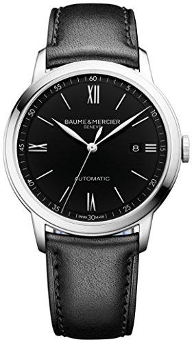 Baume&Mercier M0A10453 Montre à Bracelet pour Homme