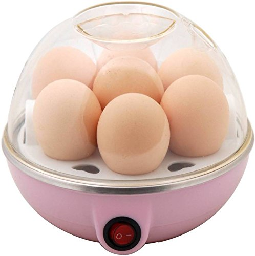Vmore Multifunctional Electric Egg Cooker Boiler Steamer Automatic Safe Power-Off Kitchen Cooking Tool