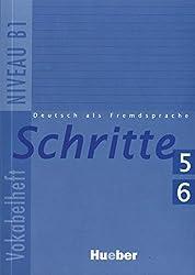 Schritte: Glossar Deutsch-Englisch 5 + 6