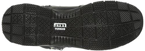 """Original S.W.A.T. H.a.w.k. 9"""" Side-zip en, Chaussures de travail homme Noir"""