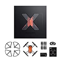 Studyset WINGSLAND X1 Mini Drone Intelligent Mini RC Racing Game Toy Drone with HD Camera Remote Control Helicopter Quadcopter Drone Birthday