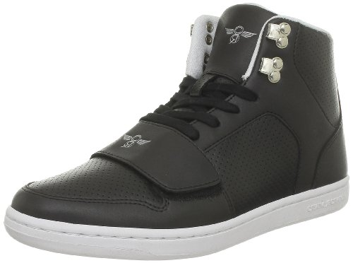 Creative Recreation C Cesario CR4C-1, Scarpe sportive uomo, Nero (Schwarz/Black), 41