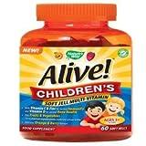 25% OFF Alive! Children`s Soft Jells Multi-vitamin 60 - Best Reviews Guide