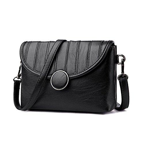 Dame Girl Messenger Bag Umhängetasche Handtasche Einfache Mode Wild Kleine Square Bag G