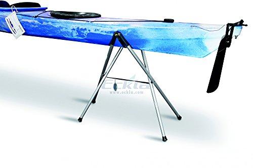 Eckla Highstand Bootsständer Kanuauflage Kajaklagerung Kajakständer Kanuständer, Größenangabe:Bootsbock   Lowstand 55 cm