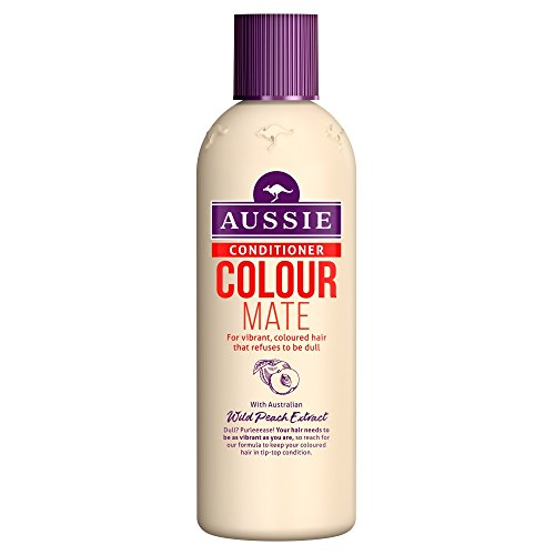 Aussie Colour Mate Conditioner for Vibrant, Coloured Hair, 250 ml