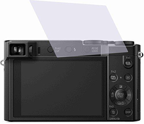 2x ANTIREFLEX matt Schutzfolie für Panasonic Lumix DMC-TZ101 Premium Displayschutzfolie Bildschirmschutzfolie Schutzhülle Displayschutz Displayfolie Folie