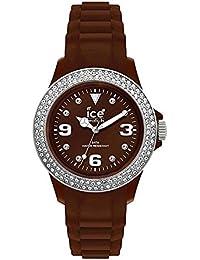 Ice-Watch Armbanduhr Stone-Sili Unisex Braun ST.NS.U.S.10