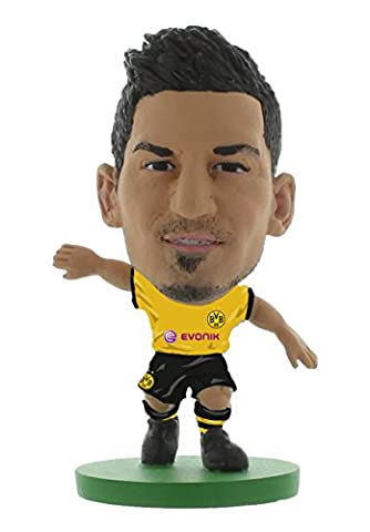 "SoccerStarz ""Borussia Dortmund Ilkay Gündogan Set BVB Home Kit"
