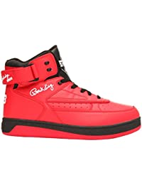 Patrick Ewing Mens Orion Synthetic Leather Trainers