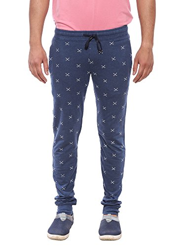 XNREPLAY Cotton B.Millange Printed L Size Track Pant For Men