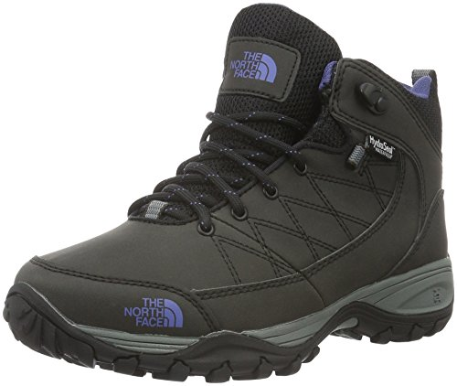 THE NORTH FACE W Storm Strike Wp, Damen Schneestiefel, Schwarz (TNF BLACK/SEDONA SAGE GRY), 41 EU (The Stiefel Damen North Face)