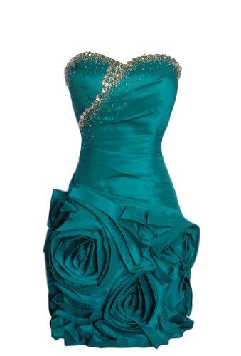 Alivila.Y Fashion Damen Kleid Grün