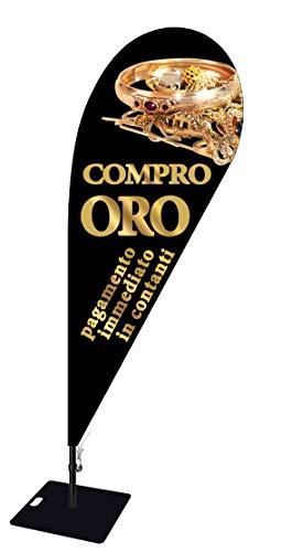 Beachflag compro Oro BMF116-IT
